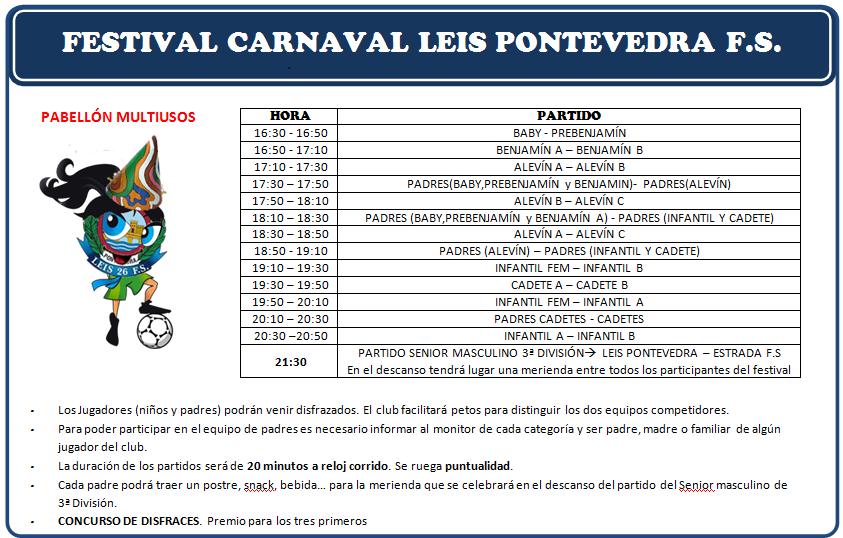 festival carnavales