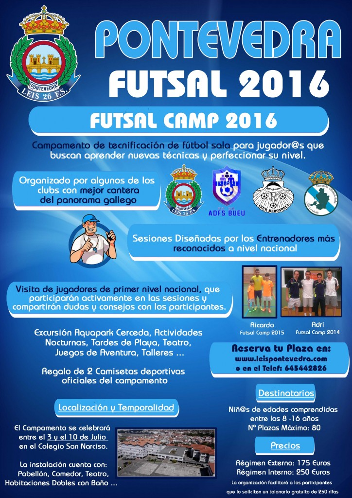 CARTEL FUTSAL CAMP copia