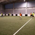 Jugando al Futbol Indoor