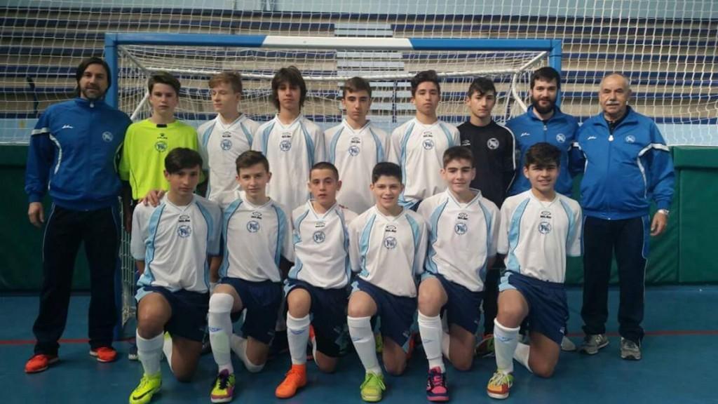 Selección gallega Infantil