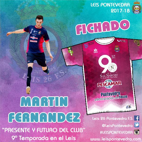 2. MARTÍN FERNÁNDEZ