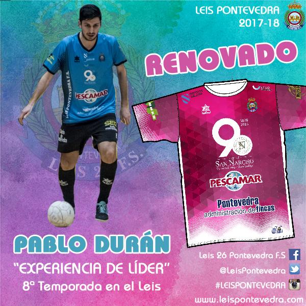 6. Pablo Durán